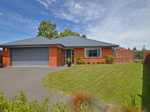 View profile: RANGIORA - 4 BEDROOM, 2 BATHROOM. LARGE FAMILY HOME