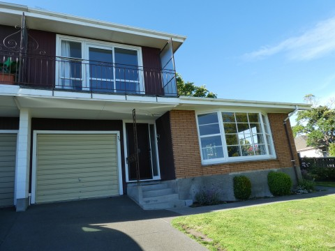 View profile: CASHMERE - TWO BEDROOM TOWNHOUSE, HEATPUMP, FULLY INSULATED