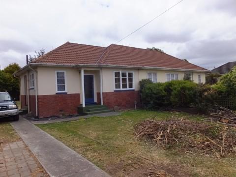 View profile: RICCARTON - 1 BEDROOM HOUSE, HEATPUMP