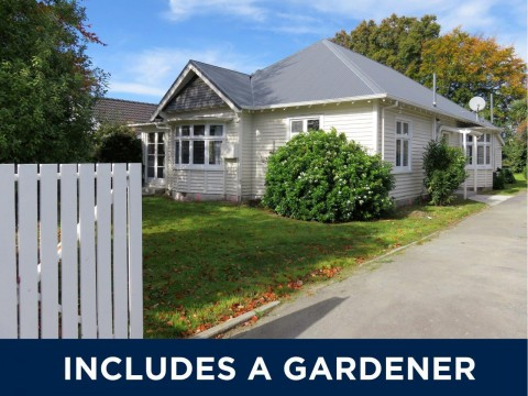 View profile: FENDALTON - 4 BEDROOM HOME, HEATPUMP, GREAT YARD, AVAILABLE NOW