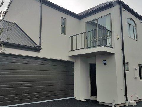 View profile: RICCARTON - 3 BEDROOM TOWNHOUSE, 2 X BATHROOMS, HEATPUMP, DOUBLE GARAGE