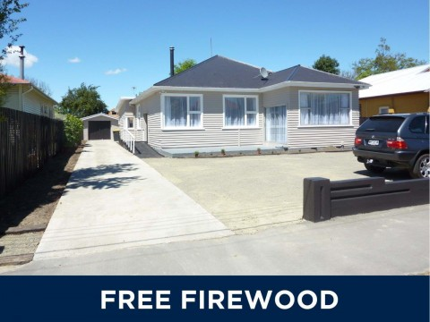 View profile: ST ALBANS - HUGE HOME WITH OPTIONS! 6 - 7 BEDROOMS, 2 X BATHROOMS, HEATPUMP & FIRE, NO LETTING FEE