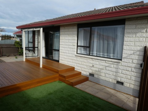 View profile: PAPANUI - TWO BEDROOM RENOVATED FLAT, DOUBLE GARAGE, HEAT PUMP, HRV, INSULATED