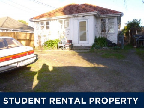 View profile: STUDENT ACCOMMODATION - 3X BEDROOMS, 2X TOILETS,  HEATPUMP