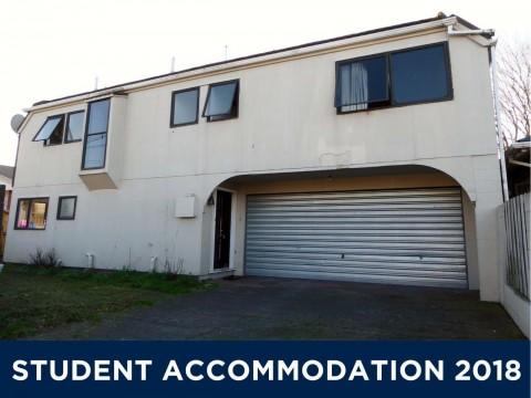 View profile: STUDENT ACCOMMODATION 2018 - ST ALBANS - 5 BEDROOMS, 2 BATHROOMS, HEAT PUMP, INSULATED