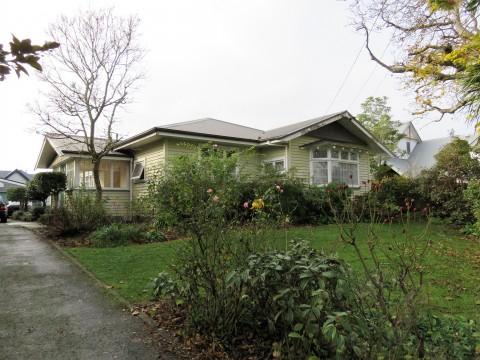 View profile: MERIVALE - FOUR BEDROOM, TWO BATHROOM FAMILY HOME, HRV, HEATPUMP