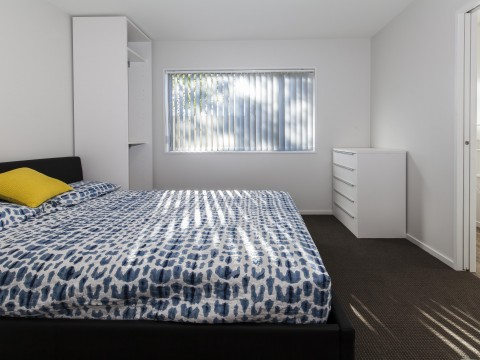 View profile: BARRINGTON -MODERN STUDIOS, FURNISHED,UPSTAIRS DOUBLE BEDROOM, OWN BATHROOM , CARPARK, HEATPUMP